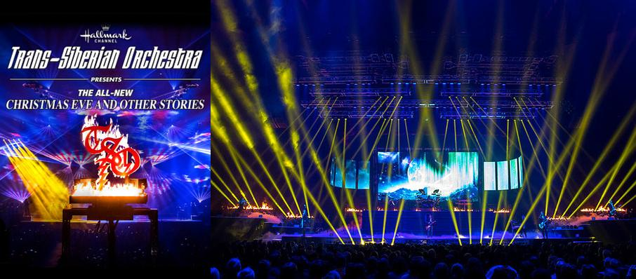 Trans-Siberian Orchestra at PNC Arena