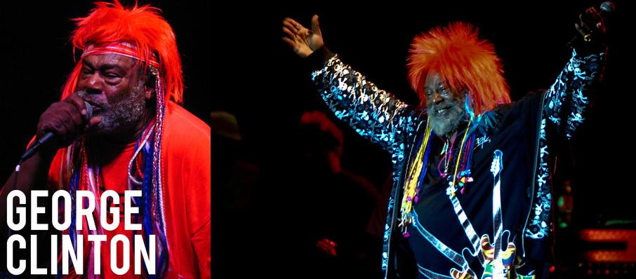 George Clinton at The Ritz