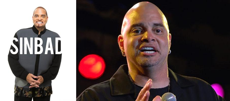 Sinbad at Meymandi Concert Hall