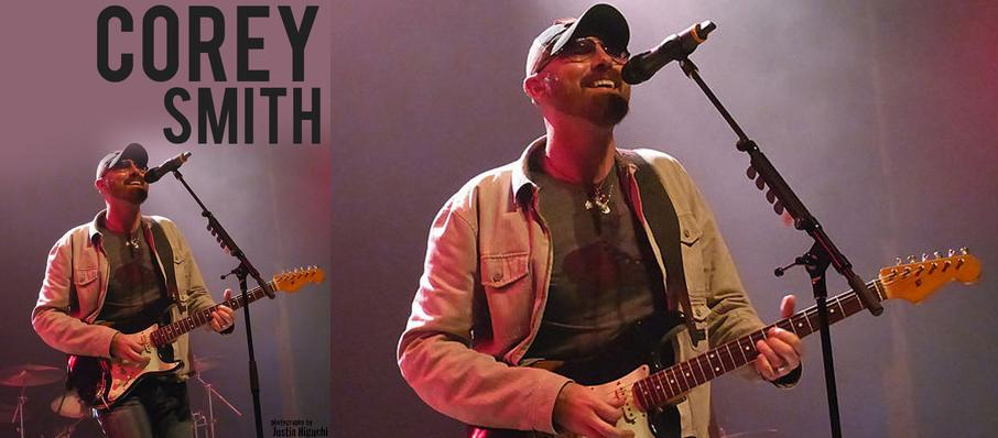 Corey Smith at Lincoln Theatre