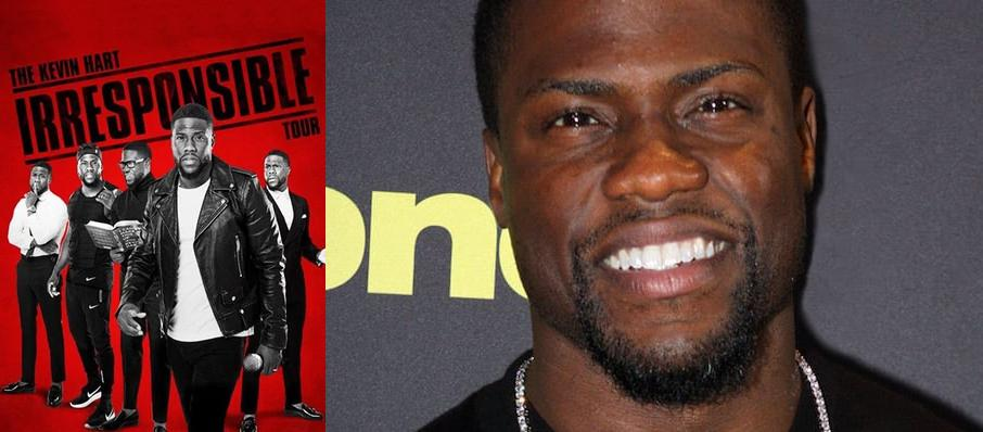 Kevin Hart at PNC Arena