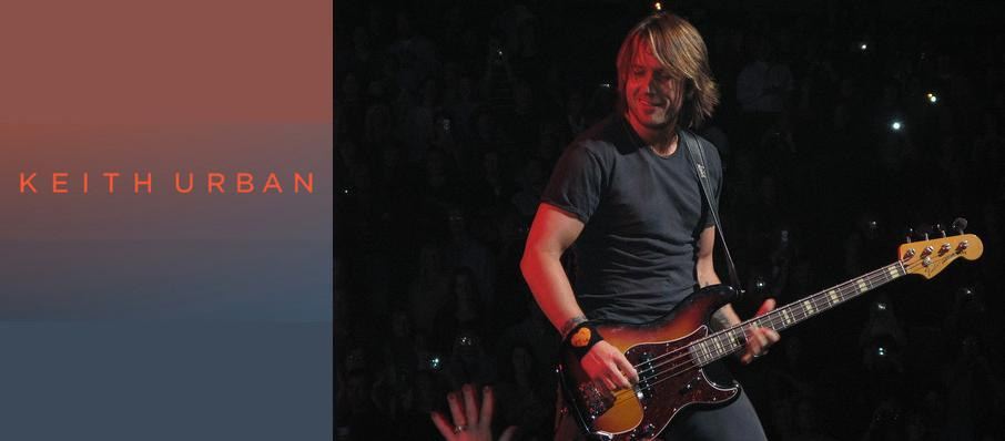 Keith Urban at Walnut Creek Amphitheatre
