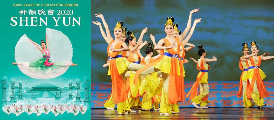 Shen Yun Performing Arts at Raleigh Memorial Auditorium