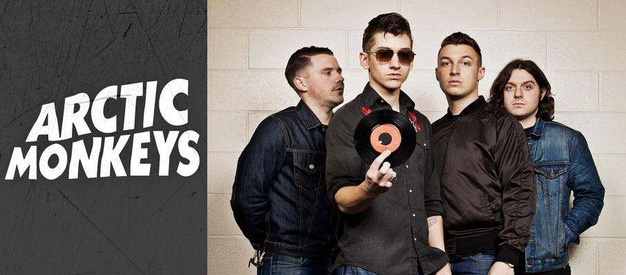 Arctic Monkeys at Red Hat Amphitheater
