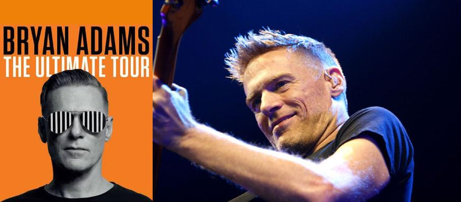 Bryan Adams at Red Hat Amphitheater