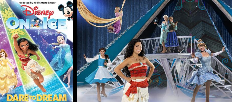 Disney On Ice: Dare To Dream at PNC Arena