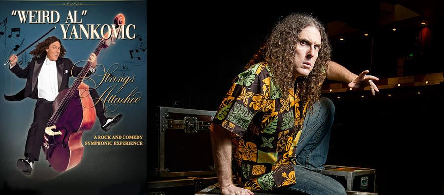 Weird Al Yankovic at Booth Amphitheatre