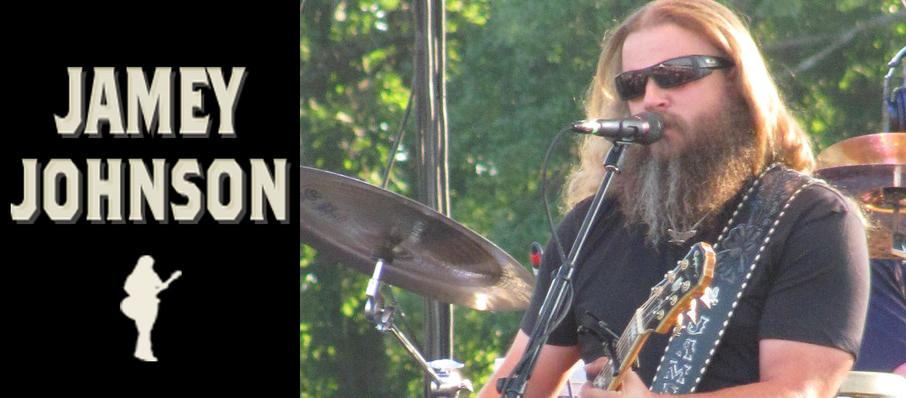 Jamey Johnson at Red Hat Amphitheater