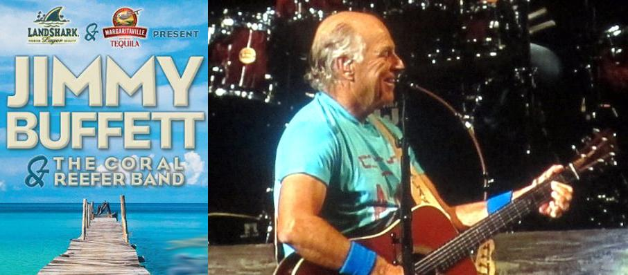 Jimmy Buffett at Coastal Credit Union Music Park