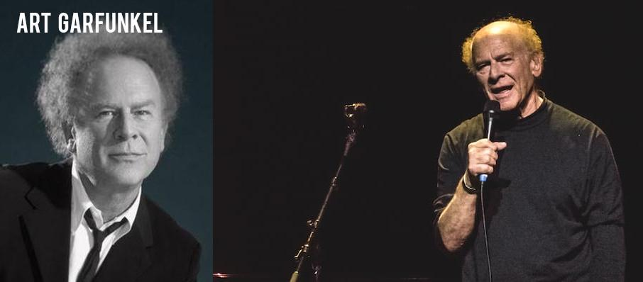 Art Garfunkel at Fletcher Opera Theatre
