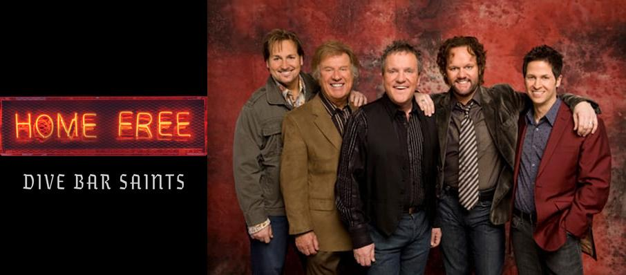 Home Free Vocal Band at Meymandi Concert Hall