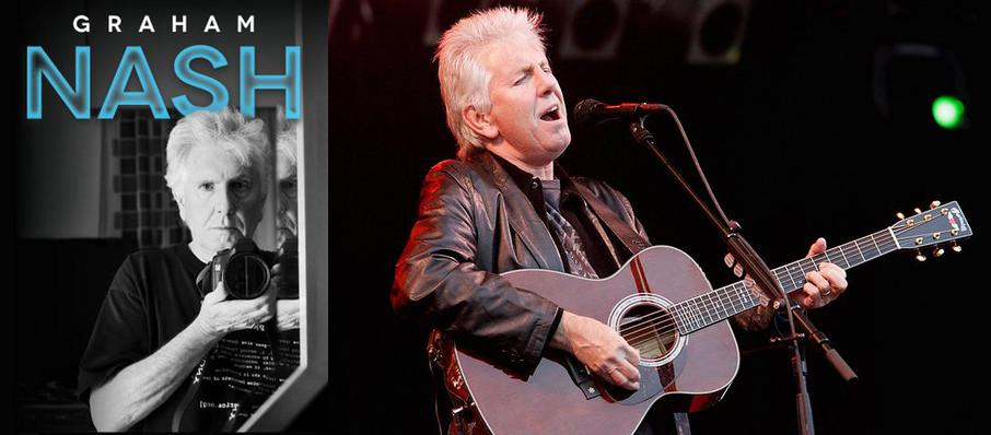 Graham Nash at Fletcher Opera Theatre