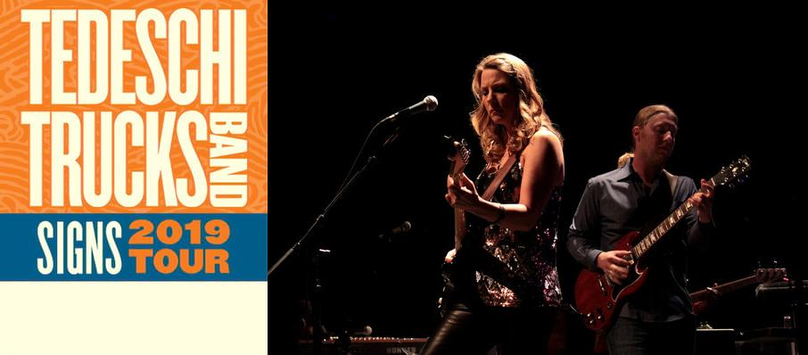 Tedeschi Trucks Band at Coastal Credit Union Music Park