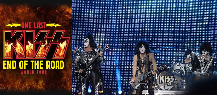 KISS at PNC Arena