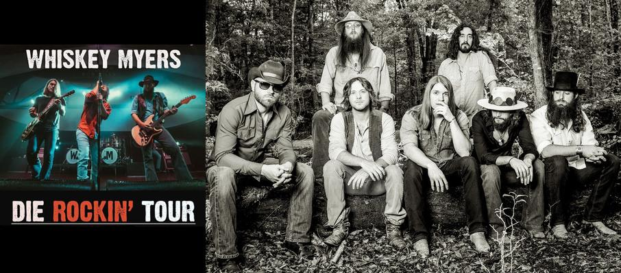 Whiskey Myers at The Ritz