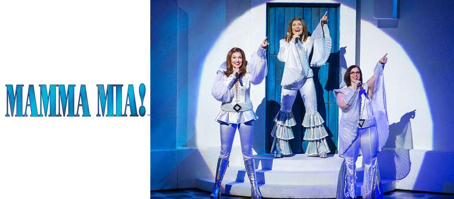 Mamma Mia! at Raleigh Memorial Auditorium