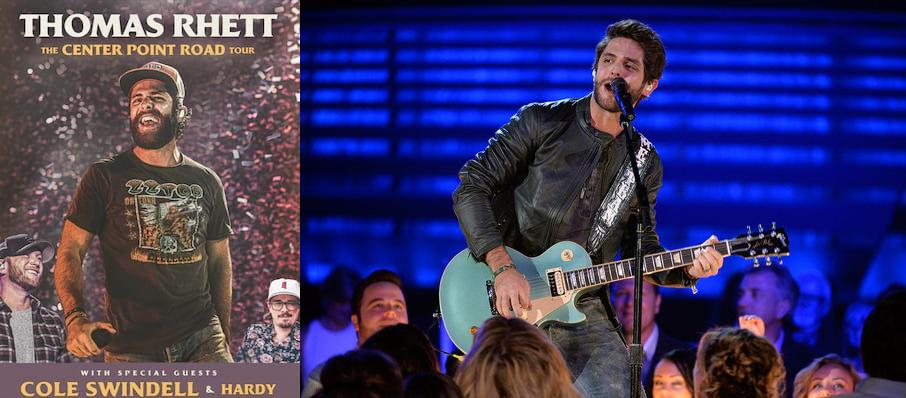Thomas Rhett at Coastal Credit Union Music Park