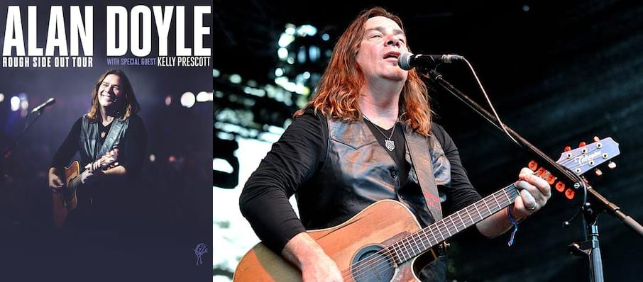 Alan Doyle at Lincoln Theatre