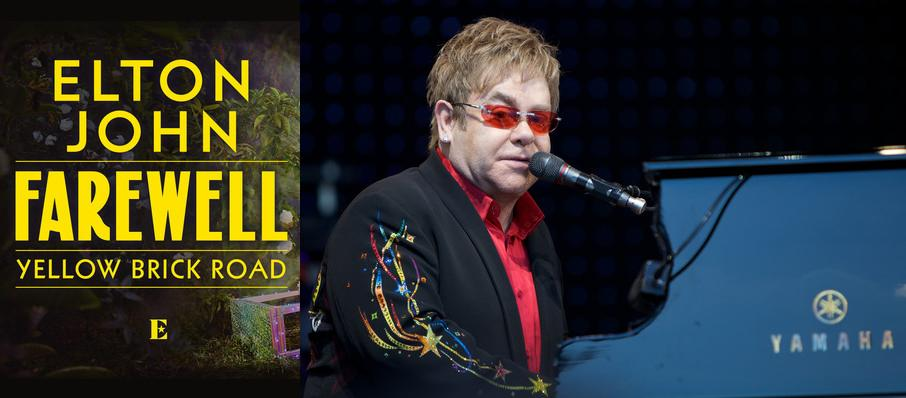 Elton John at PNC Arena