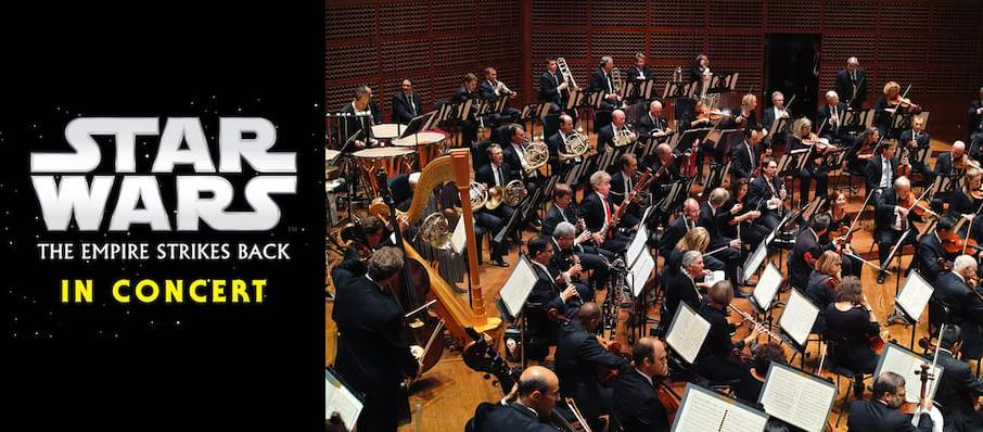 Star Wars - The Empire Strikes Back In Concert at Meymandi Concert Hall