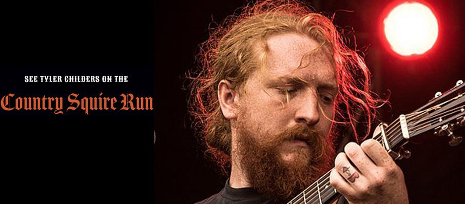 Tyler Childers at The Ritz