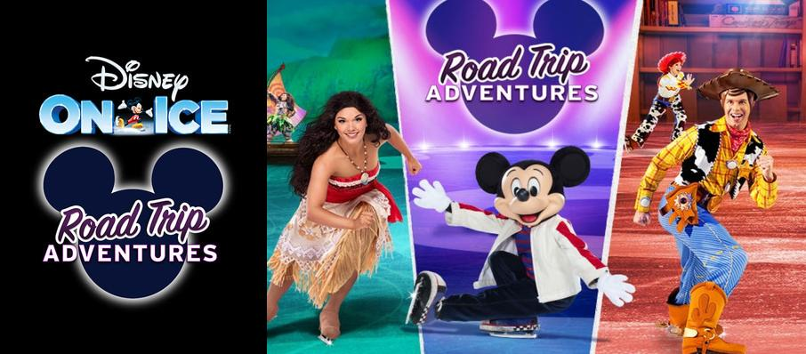 Disney On Ice: Road Trip Adventures at PNC Arena