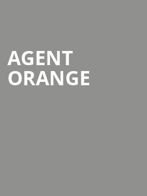 Agent Orange at Pour House Music Hall
