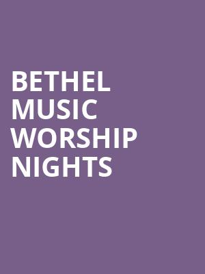 Bethel Music Worship Nights at Raleigh Memorial Auditorium