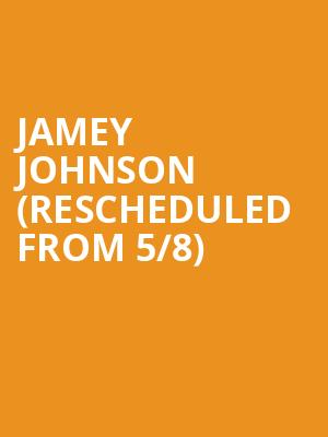Jamey Johnson (Rescheduled from 5/8) at Red Hat Amphitheater