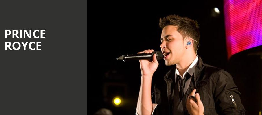 Prince Royce, The Ritz, Raleigh