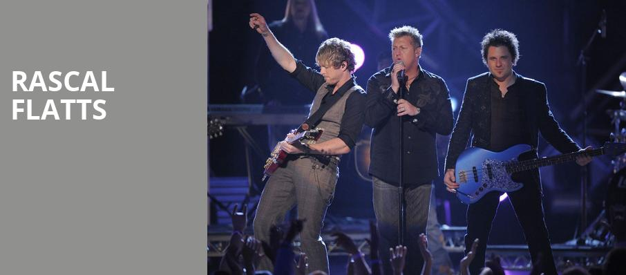 Rascal Flatts, Coastal Credit Union Music Park, Raleigh