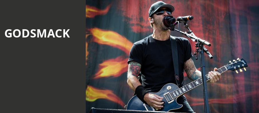 Godsmack, Red Hat Amphitheater, Raleigh