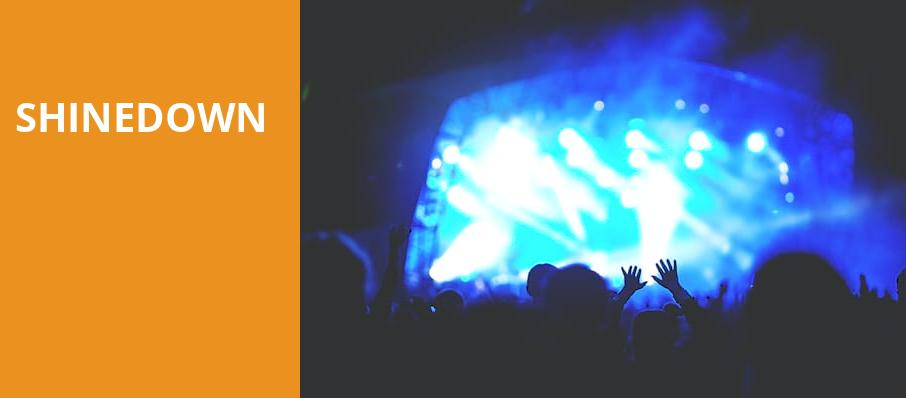 Shinedown, Red Hat Amphitheater, Raleigh