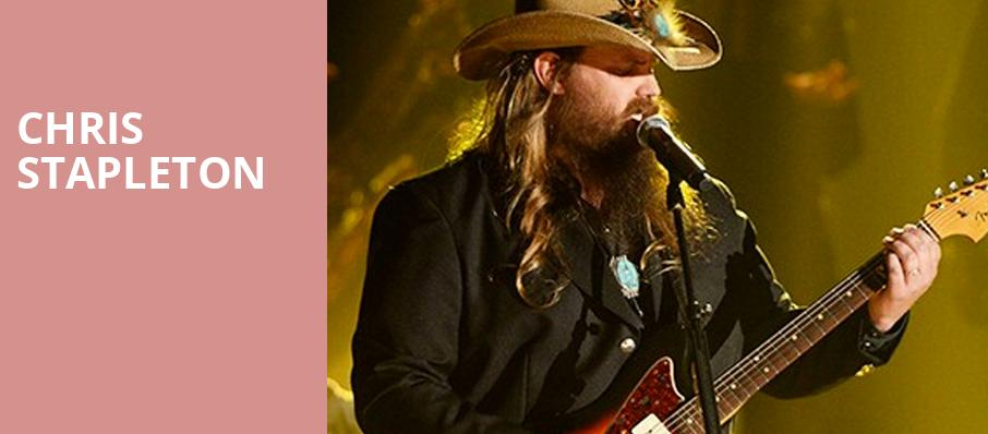 Chris Stapleton, Walnut Creek Amphitheatre, Raleigh