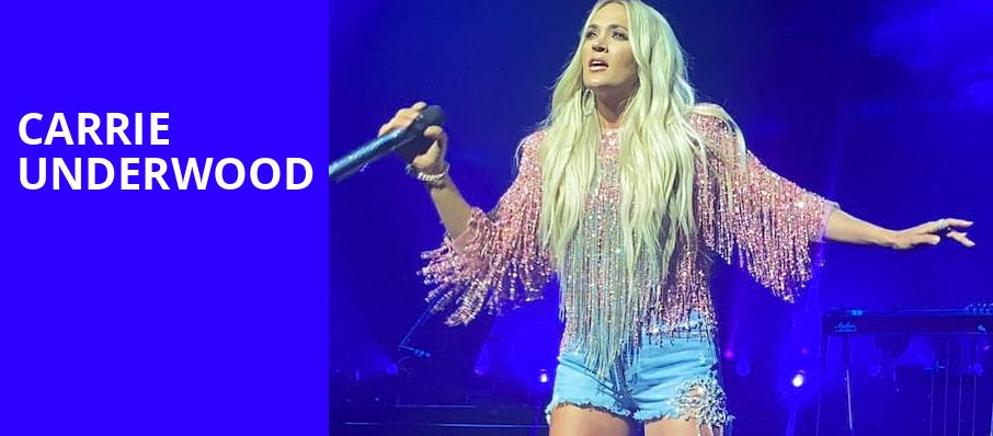 Carrie Underwood, PNC Arena, Raleigh