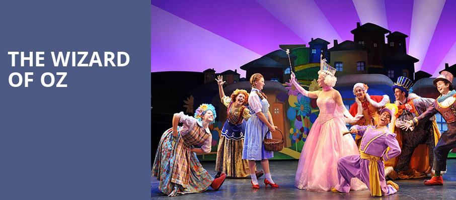 The Wizard of Oz, Raleigh Memorial Auditorium, Raleigh