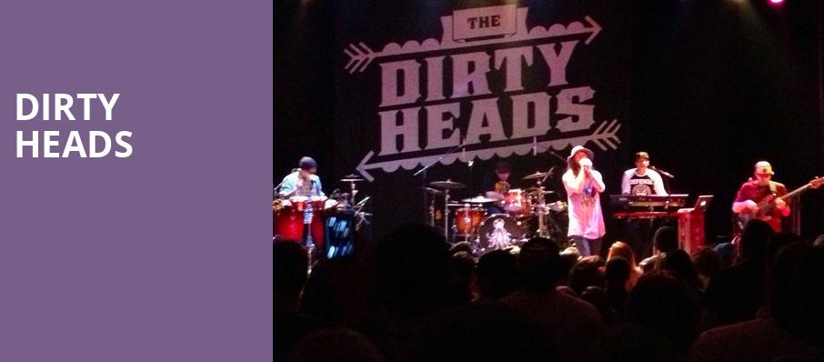 Dirty Heads, Red Hat Amphitheater, Raleigh