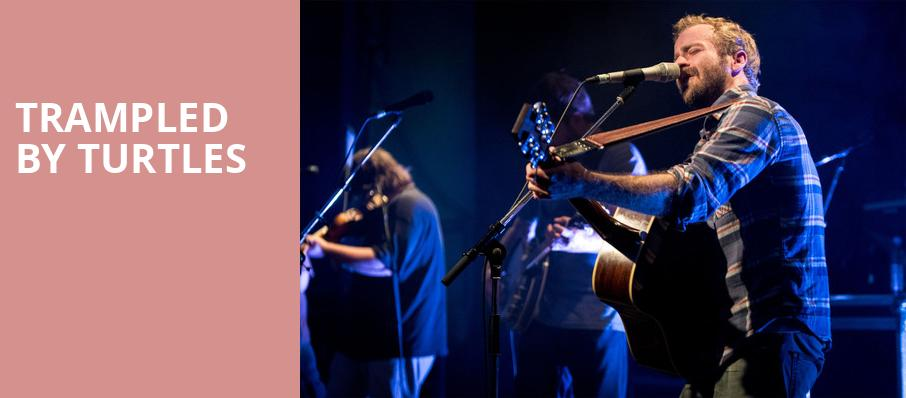 Trampled by Turtles, North Carolina Museum Of Art, Raleigh