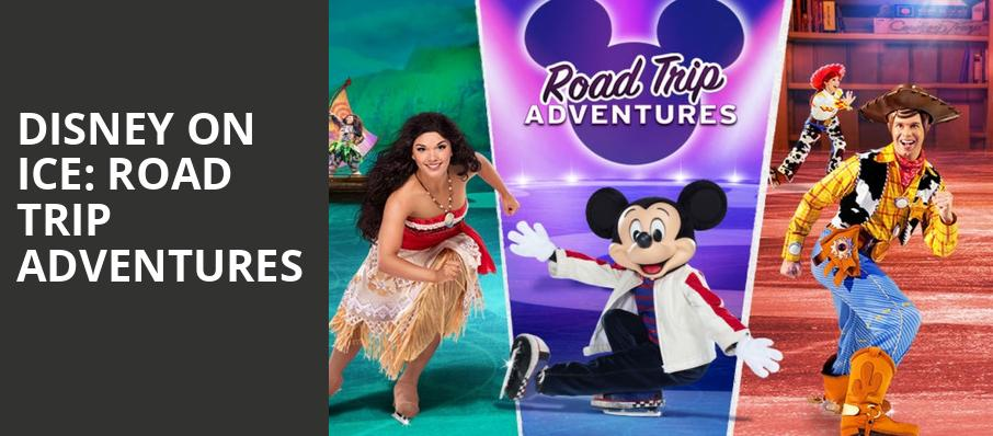 Disney On Ice Road Trip Adventures, PNC Arena, Raleigh