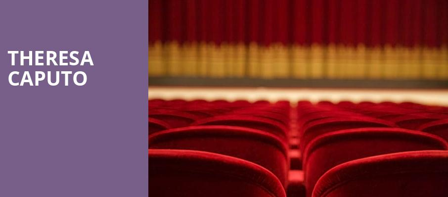 Theresa Caputo, Raleigh Memorial Auditorium, Raleigh