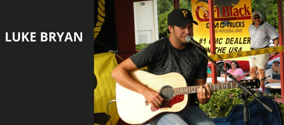 Luke Bryan, Walnut Creek Amphitheatre, Raleigh