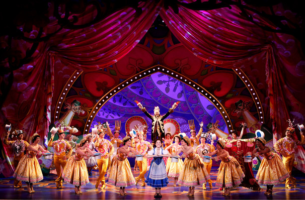 Disneys Beauty And The Beast, Raleigh Memorial Auditorium, Raleigh