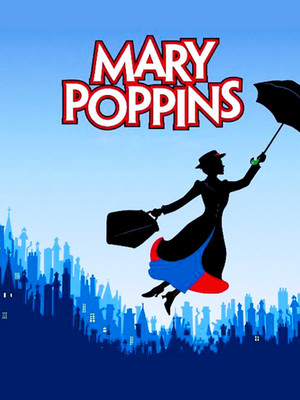 Mary Poppins, Raleigh Memorial Auditorium, Raleigh