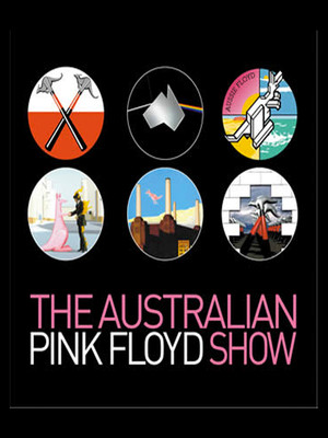 Australian Pink Floyd, Red Hat Amphitheater, Raleigh