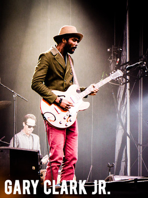 Gary Clark Jr, The Ritz, Raleigh