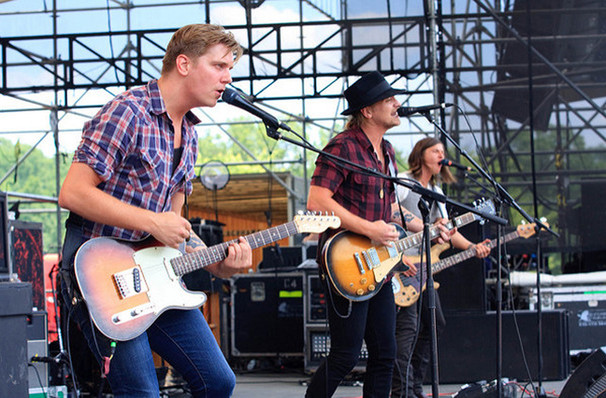 Needtobreathe Parachute, Red Hat Amphitheater, Raleigh