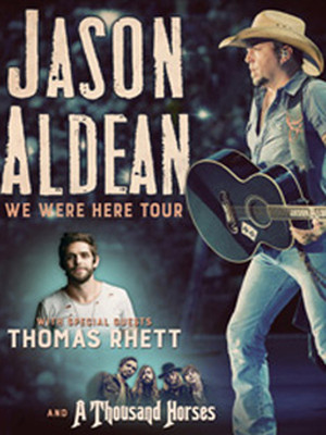 Jason Aldean Thomas Rett A Thousand Horses, Time Warner Cable Music Pavilion, Raleigh